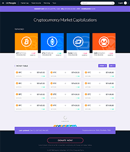 Crypto Page SEO Service